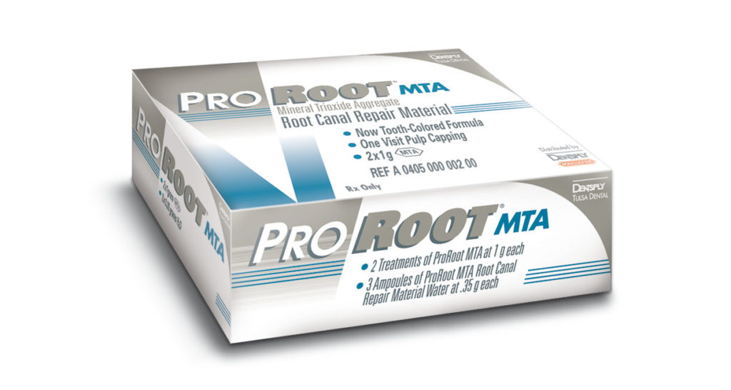Pro Root МТА