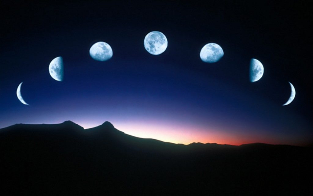 Лунные цыклы