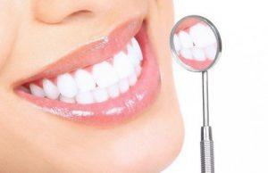 Установка зубов