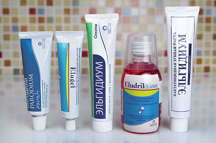 Антисептики для рта