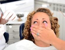 Тошнота в кресле стоматолога