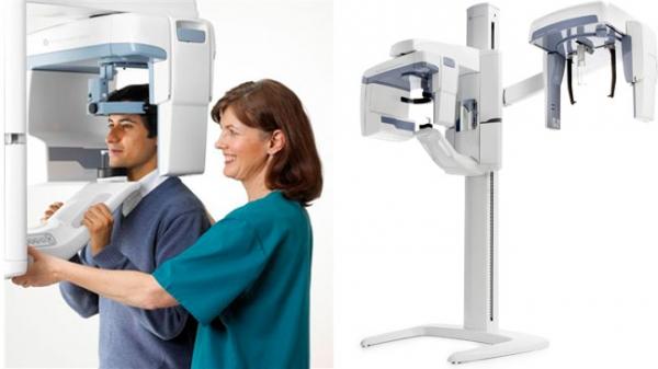 Ортопантомограф - принцип использования