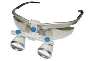 Бинокулярные очки для стоматолога