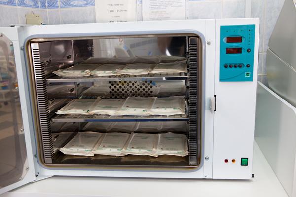 Автоклав для стерилизации инструментов