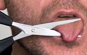 раны языка