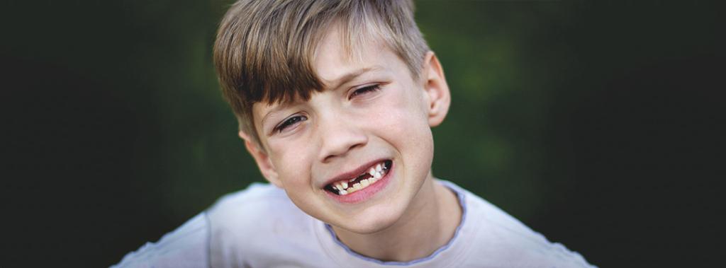 У ребенка плохие зубы