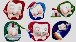 Сказочные зубы