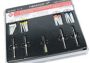 штифты Fibrapost Lux