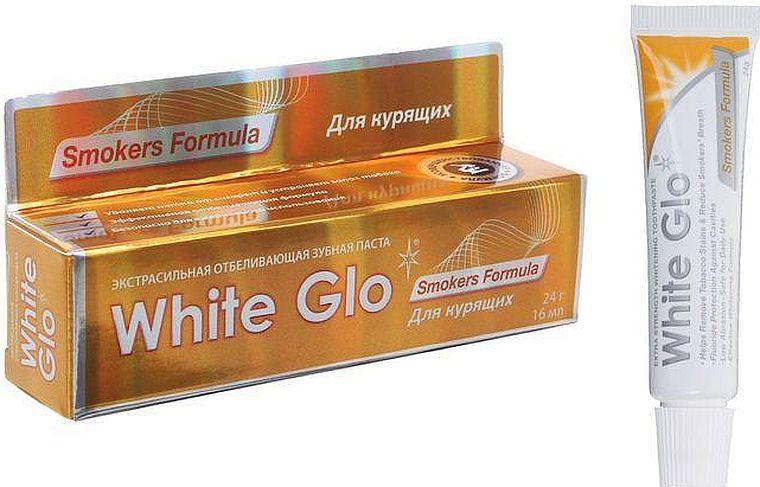 White Glo для курящих