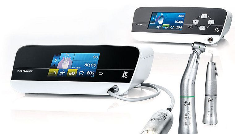физиодиспенсер KaVo MASTERsurg LUX Wireless