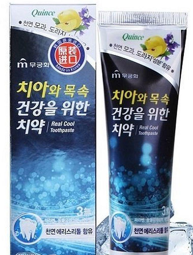 зубная паста из Кореи Mukunghwa
