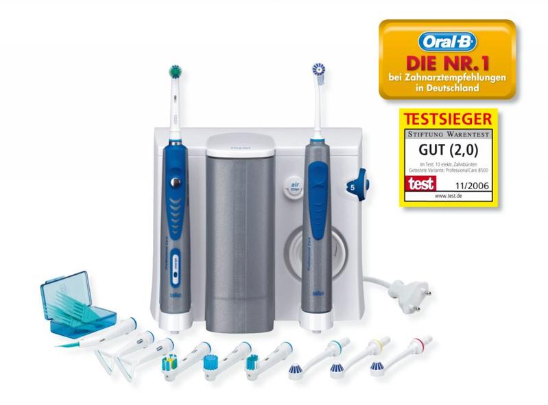 Oral-B Professional Care 8500 OxyJet