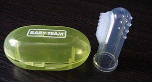 щетка BABY TEAM