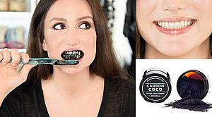 порошок Carbon Coco для зубов