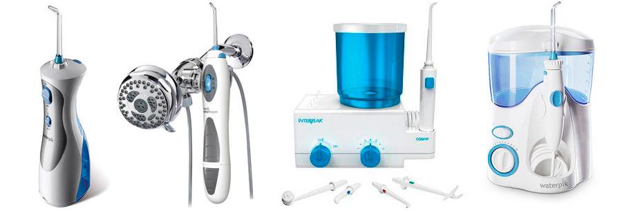 Ирригаторы для чистки зубов