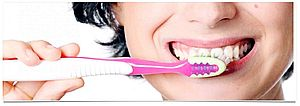 метод чистки зубов