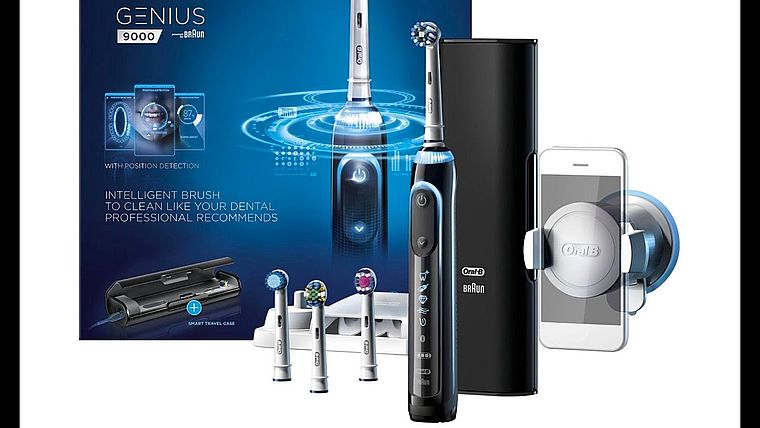 Braun Oral-B Genius 9000